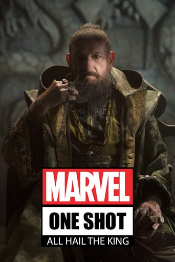 Marvel One Shot All Hail The King German
