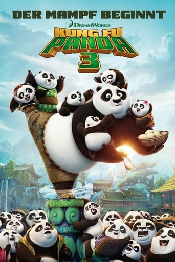 Kung Fu Panda 3 Stream Deutsch Movie4k