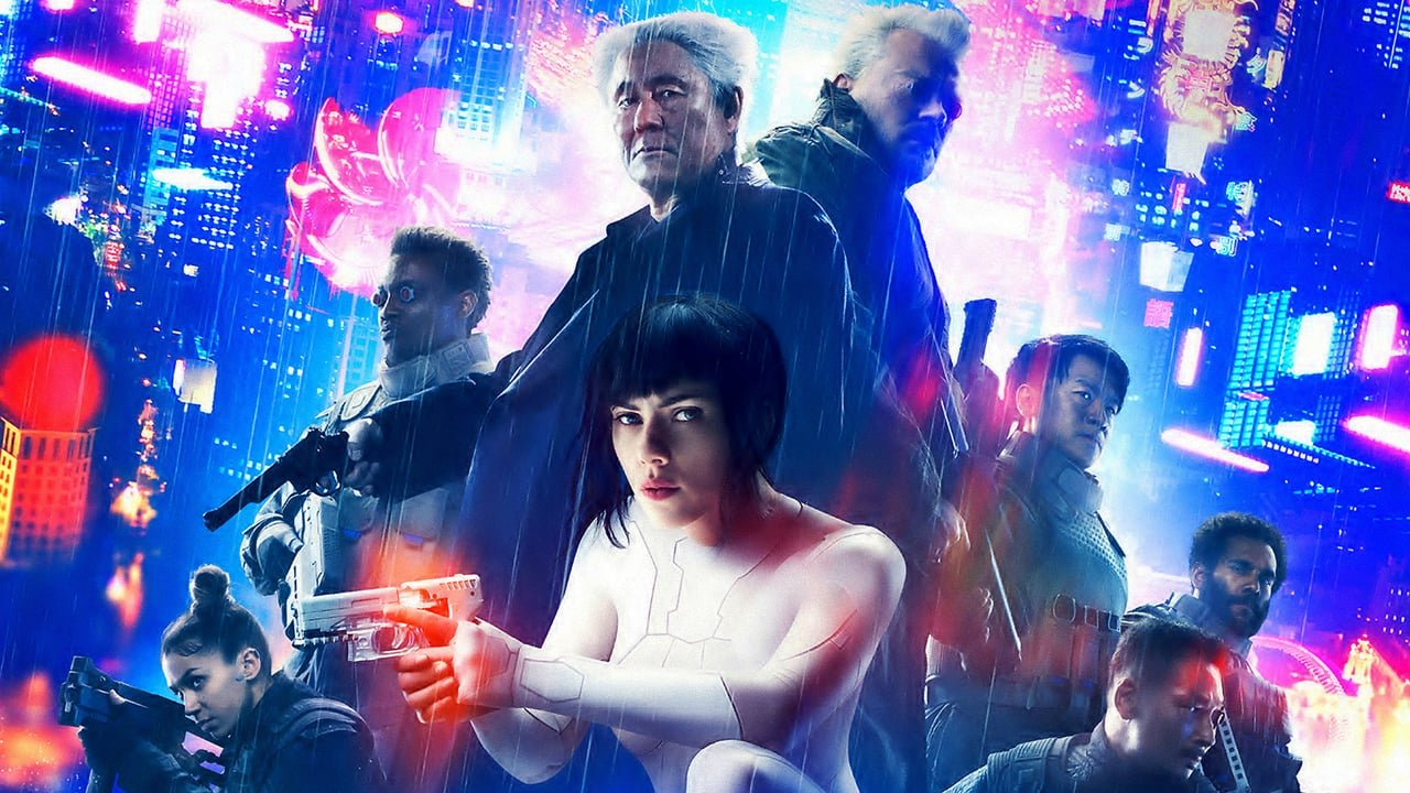 ghost in the shell movie4k