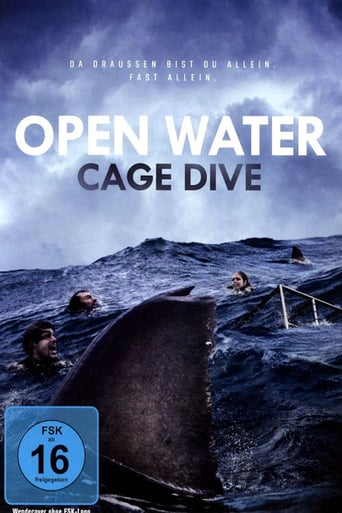 Open Water – Cage Dive